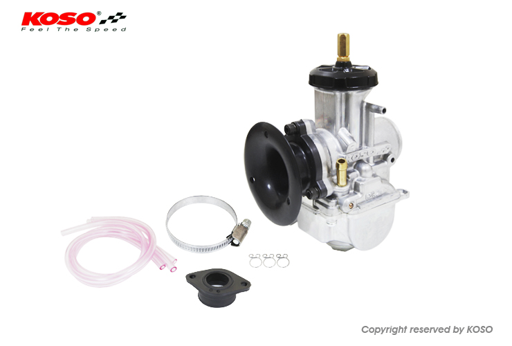 KOSO-KSR EVO CARBURETOR KIT